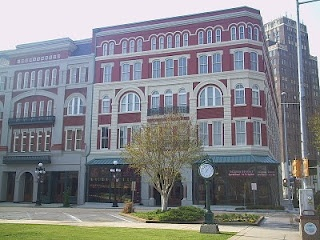 Grand Opera House in Meridian Mississippi is the haunting site of several spirits including 'the lady' who still plays the harp over a century after she died.