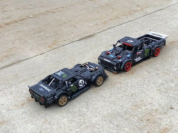 Hoonitruck follow loxlego in 2020 Lego cars, Lego