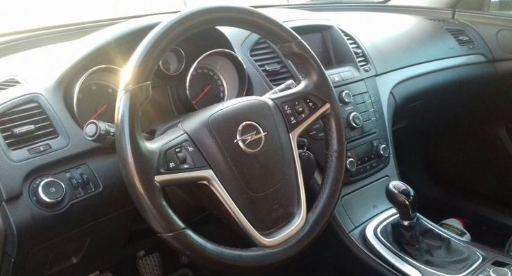 Vand Opel Insignia