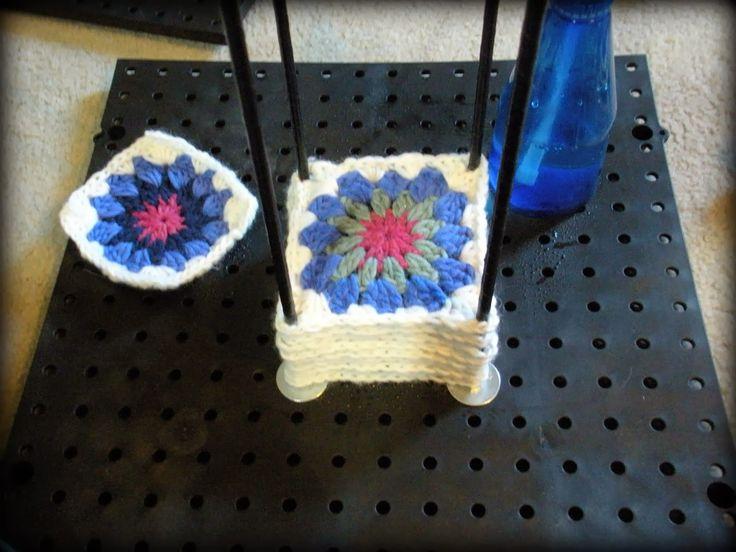 Cera Boutique: Crochet Blocking Tool