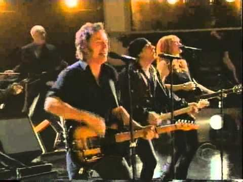 Bruce Springsteen / The Rising / Live performance (2001) - YouTube