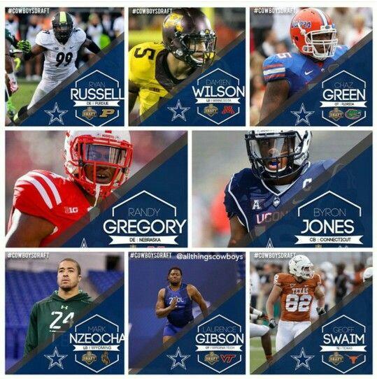 2015 Draft Picks