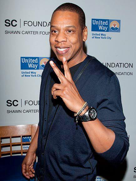 Shamballa jewels Jay-Z Wearing a Black Diamond Lock ...