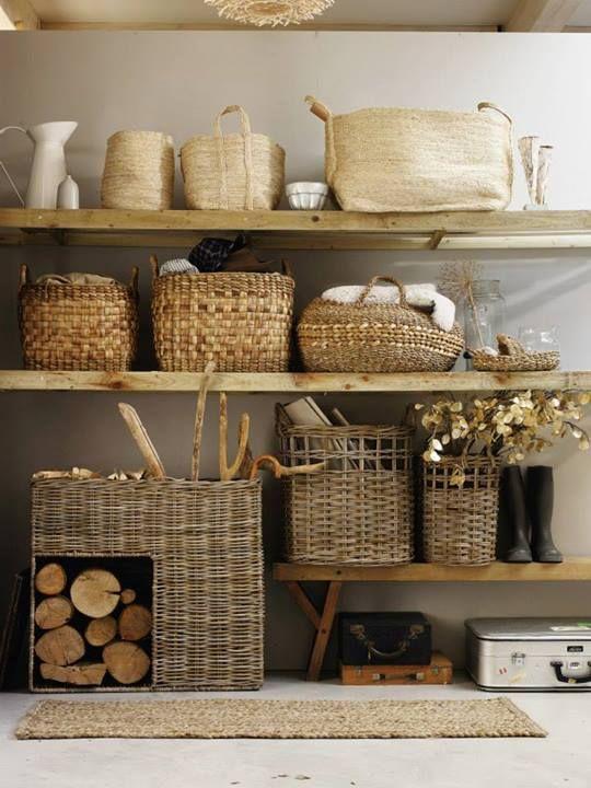 Baskets, baskets, baskets. Love, love, love.