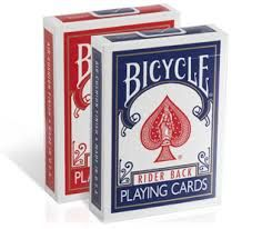Rules for card games: Rummy, Eucher, Crazy Eights, etc.