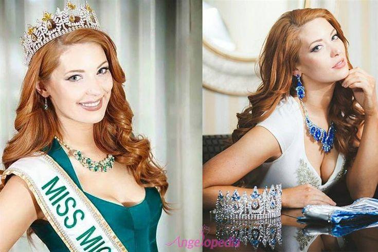 Kelly Kirstein crowned Miss US Supranational 2015