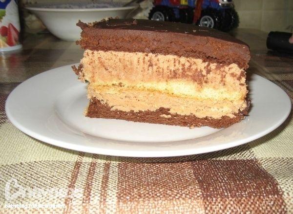 Шоколадно-карамельный крем - плотный шоколадный крем - запись пользователя Триня СК (trinitin) в сообществе Кондитерская в категории Крема, суфле, начинки для тортов (Только рецепты ) - Babyblog.ru