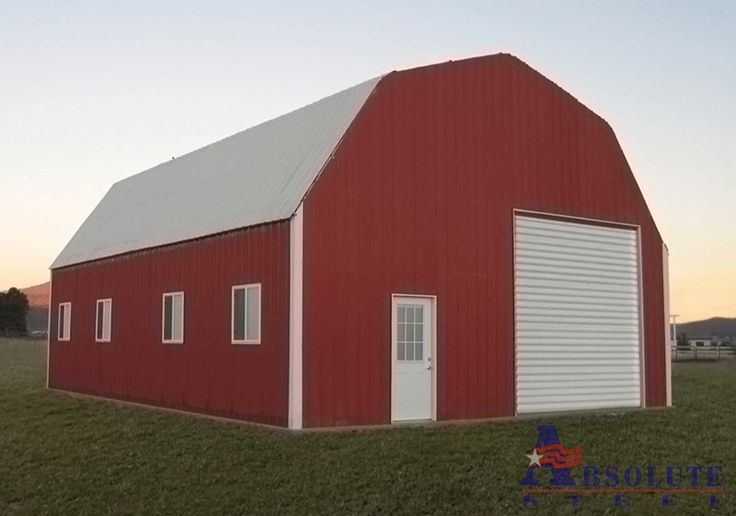 Best 25 pole barn plans ideas on pinterest barn plans for Gambrel roof barn kits