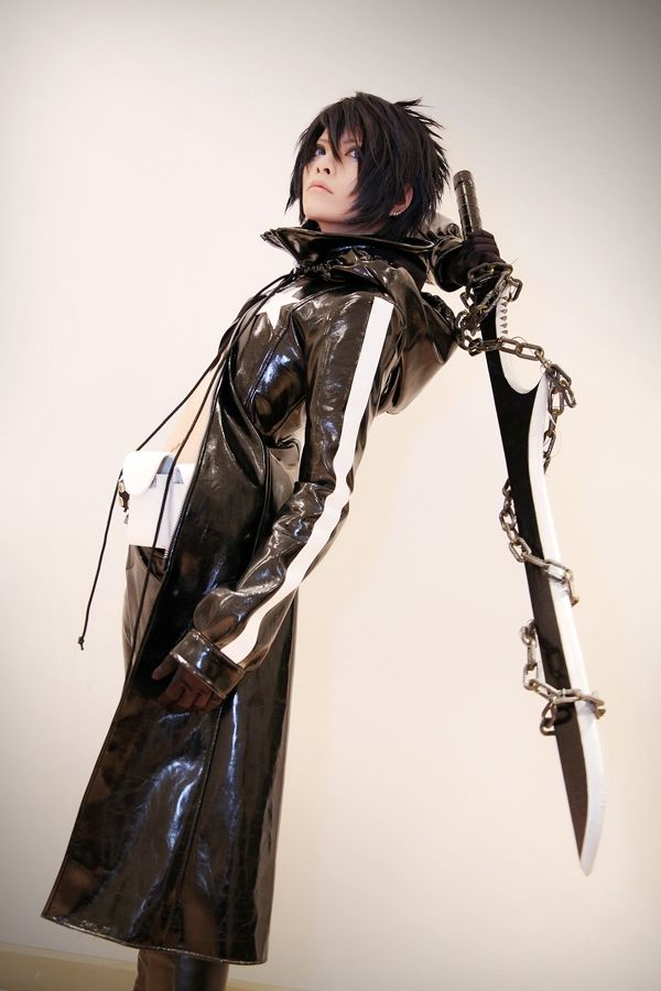 cosplay BRS : KAITO by *yuegene on deviantART