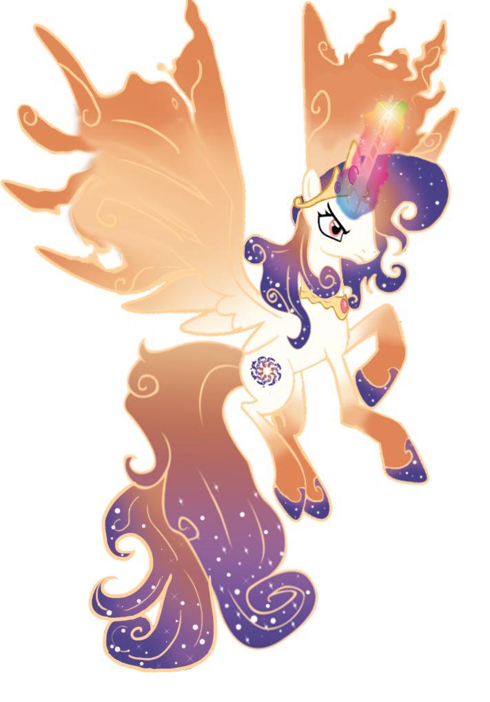 My little pony princess celestia and princess lunas for Small princess