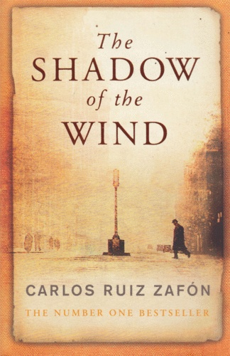The Shadow of the Wind -- I did a memorable review of this book for our book group a couple of years ago
