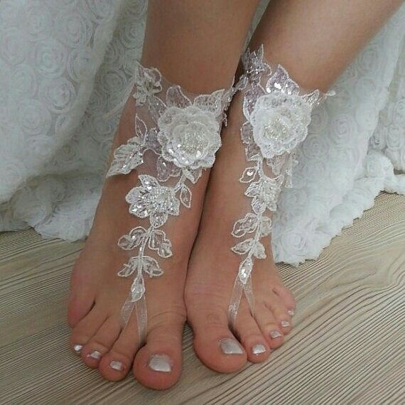#ivory #Beach #wedding #barefoot #sandals #scaly #pearl #bangle #anklet #rustic #unique #dream #foot #barefeet #shoes #australia #amazing #follow #instalike #instagood #instalove #barefootshop