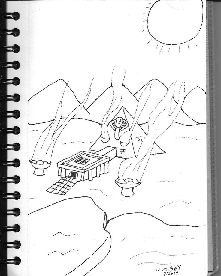 Just a quick pen and ink landscape.  Going to work on a big piece over the weekend if I have time.    Thanks for visiting and liking, please check out the rest of my profile.    Made with #pentel pencils and #pigma pens on a Pen+Gear sketchbook.    #art #artsy #arty #creative #illustration #sketch #sketchbook #sketching #drawing #instart #igart #igdraw #igartist #dailydrawing #sketchoftheday #dailysketching #doodles #design #comics #cute #fun #happy #egyptian  #pyramid #desert #landscape