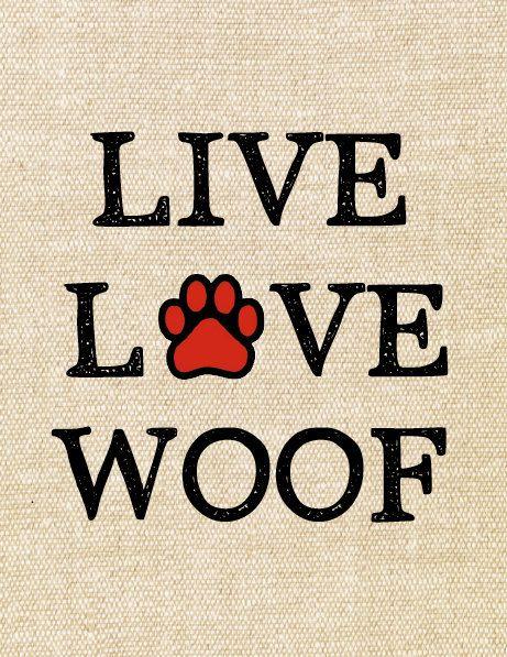 Live Live Woof
