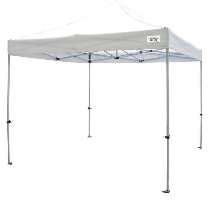 Worldwide Sourcing 21006906011 Titan Commercial Canopy, 10' x 10'