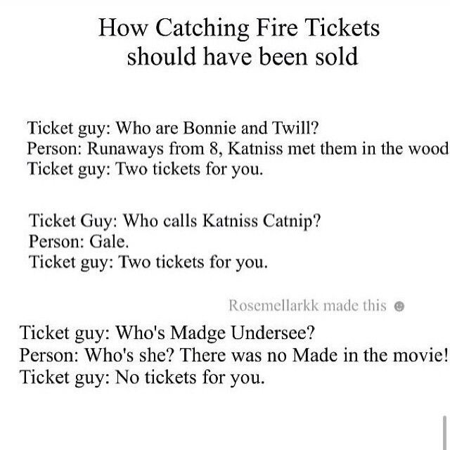 """Haha! Although Gale did call her """"Catnip"""" in the CF movie."""