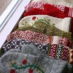 How to Make Mittens from a Sweater in Minutes – Sewing Project - The Homestead Survival | Emergency Preparedness, homesteading, gardening and so much more!