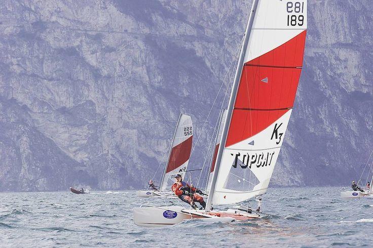 Enjoy your free time with TOPCAT    #topcatsailing #catamaran #gopro #nextgeneration #sail #sailing #sailingextreme #ocean #sea #regatta #watersport #fun #speed #katamaran #segeln #photooftheday #awesome #instasail #cruising #boat #picoftheday #view #season #italy #summer #sailboat #emotion #lakegarda #weekend by topcatsailing