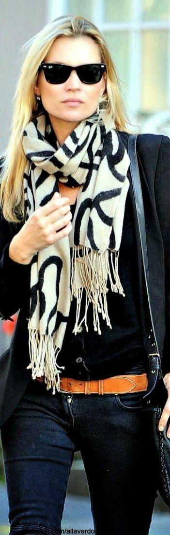 Nesse inverno, aposte em acessórios para valorizar seu look.