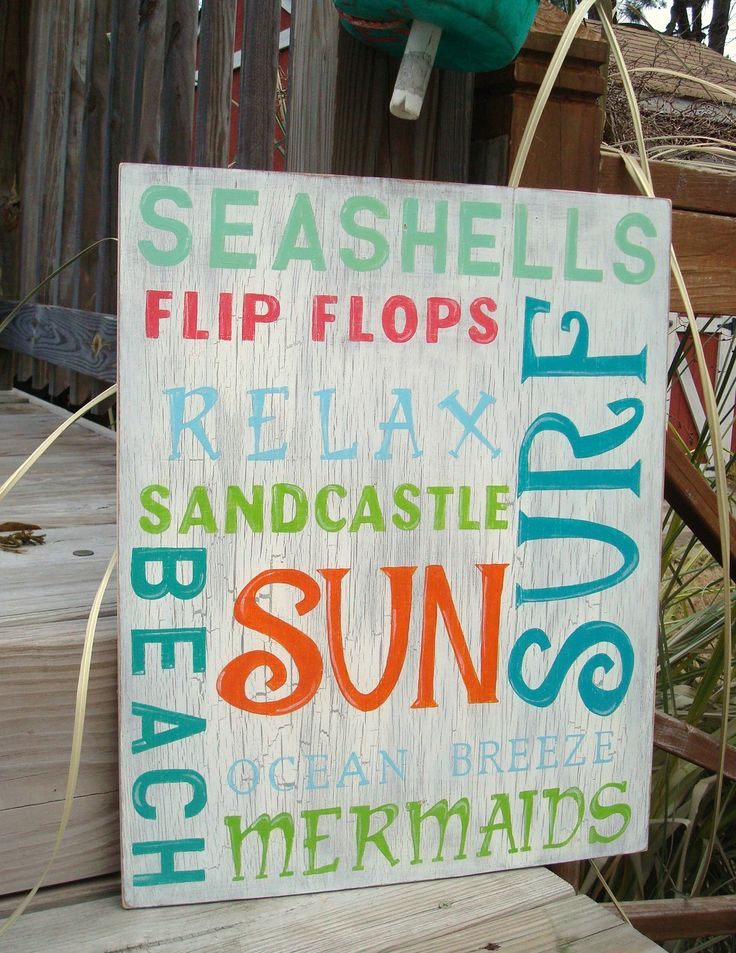 698 Best Images About Beach House Decor On Pinterest