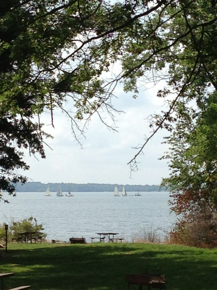 Carlyle Lake, near Carlyle, Illinois less than an hour east of St Louis - Gorgeous! Tent & RV camping, cabins & cottages, swim. kayak, sailing, jet skis, fishing, etc. wal-Mary, McDonalds, Dollar General, motels less than 4 miles... if you need them for ice, etc.