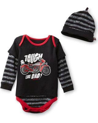 Tough like Dad onsie @ Kmart.com