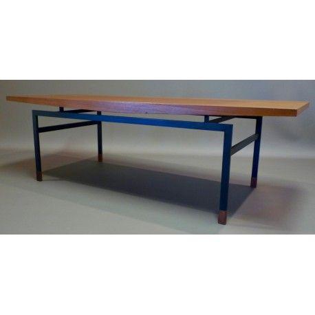 1000 id es sur le th me table basse teck sur pinterest teck m taux et tables. Black Bedroom Furniture Sets. Home Design Ideas