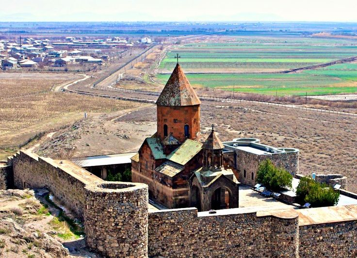 Picking the Pictures: Zofia's Travel Photolog : Why Armenia? (V)