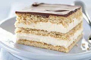 Easy Chocolate Eclair Squares recipe
