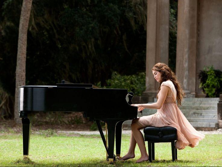 Miley cyrus, майли сайрус, пианино, последняя песня, 3200x2060