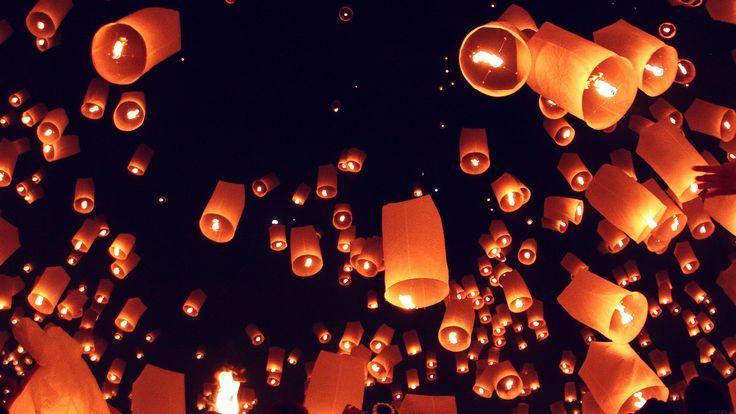 General 1920x1080 lantern sky lanterns