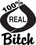 Real Woman Sticker