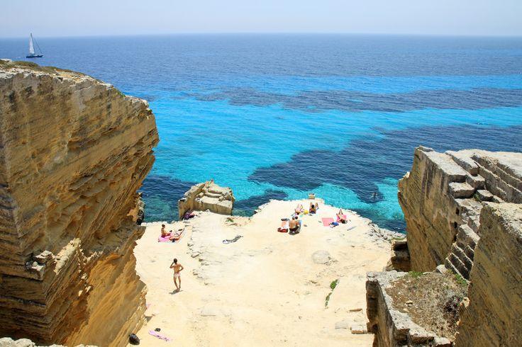#sicilia #beach #travel #italia
