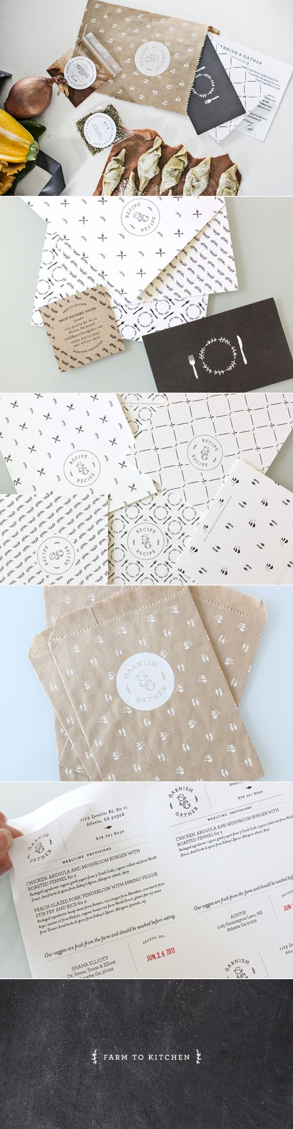 * Garnish & Gather / by Stitch Design Co.
