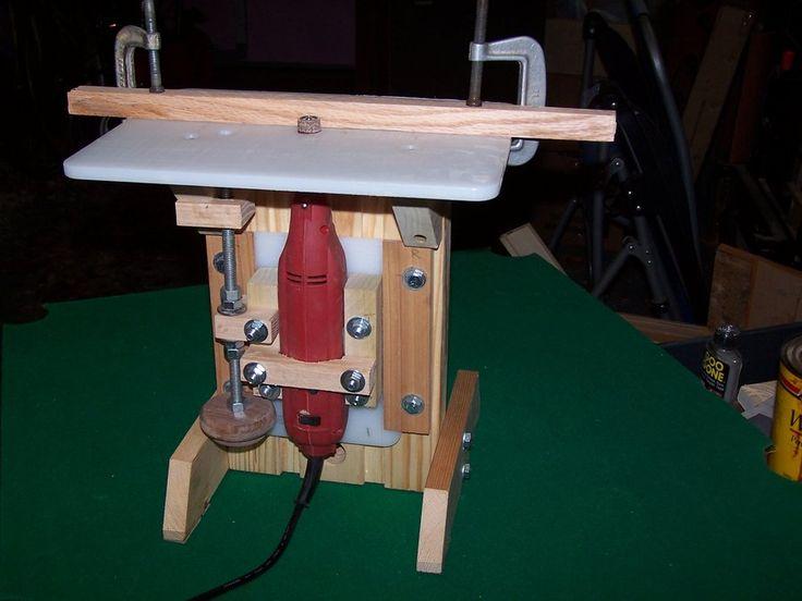 Dremel Router Table - by RustyL @ LumberJocks.com ~ woodworking community