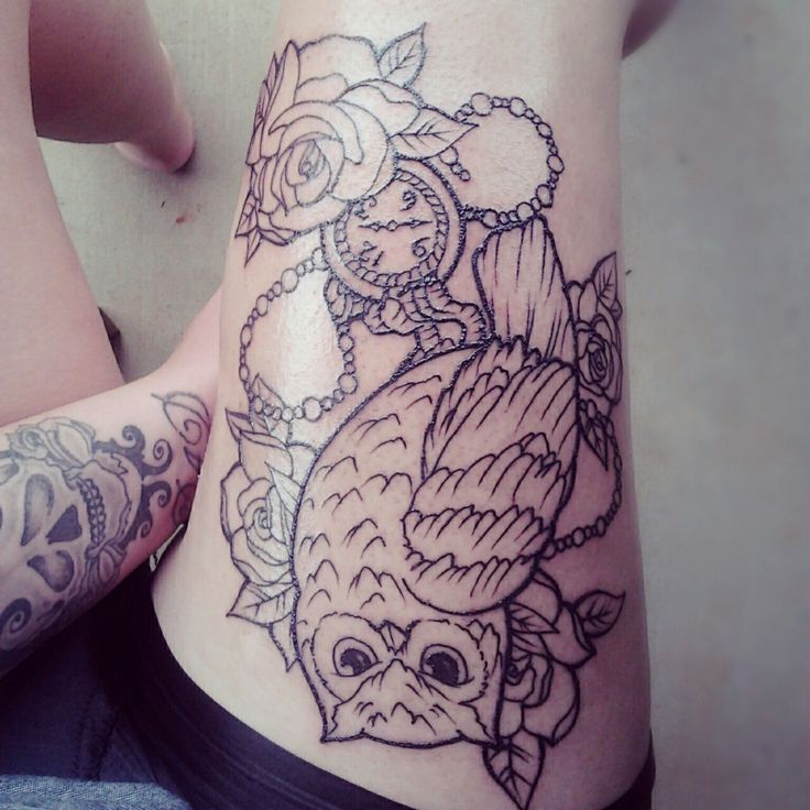 61 Best Images About Tattoo: 61 Best Images About Owl Tattoos On Pinterest