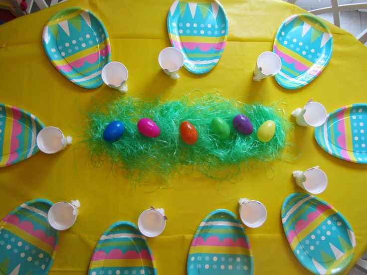 Livin' Life With Style : How to Host an Easter Eggstravaganza Party for kids!