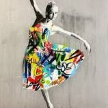 Stencil & Graffiti Murals by Martin Whatson