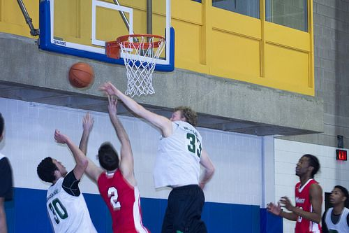 #CampusOfTheDay: In fall 2014, BCC became the only two-year institution to join the  newly formed Southern New England Club Basketball League (SNECBL). The club team plays against schools throughout the region, including American International College, Yale University and Assumption College. #basketball #collegesports #campuslife #PrideinMyCC #communitycolleges