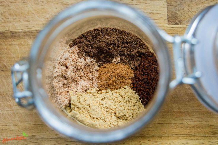 Gewürzmischung | Pumpkin spice  z.B. für Pumpkin spice latte