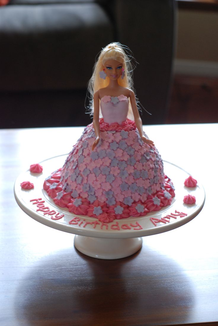 Barbie cake - 2011