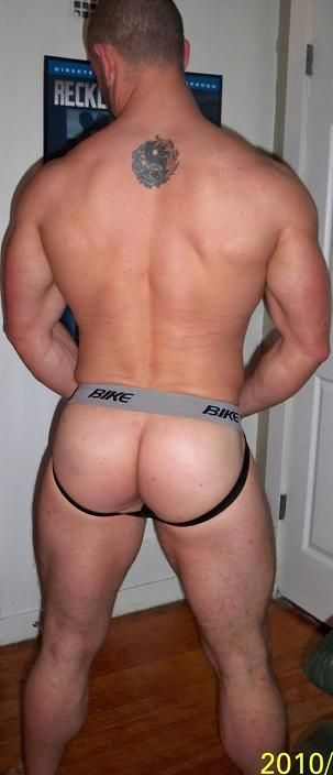 Leather Muscle Bear