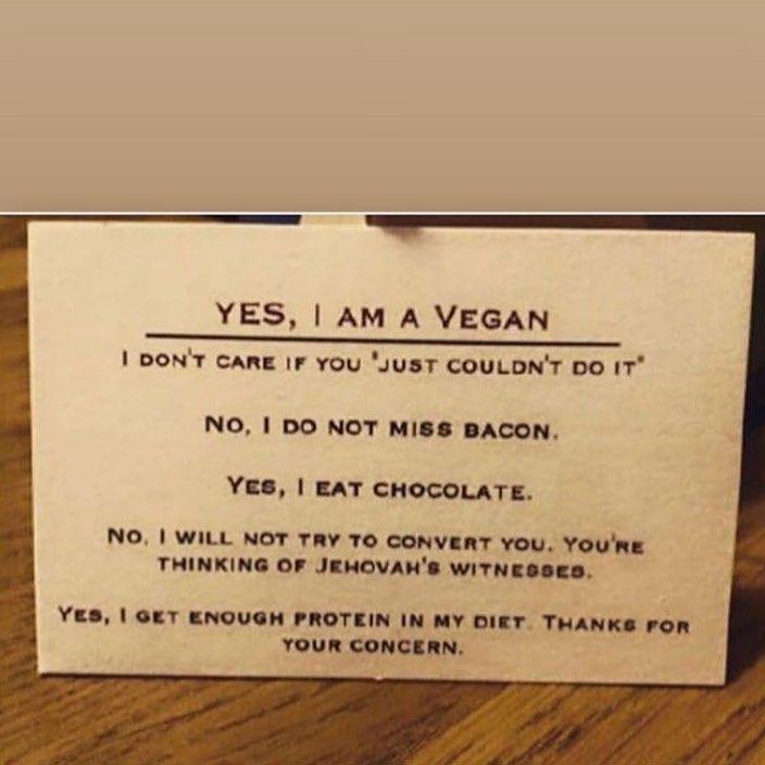 Zoe S Instagram Profile Post Fyi Vegan Veganinformation Funny Selfie Quotes Vegetarian Quotes Vegan Humor