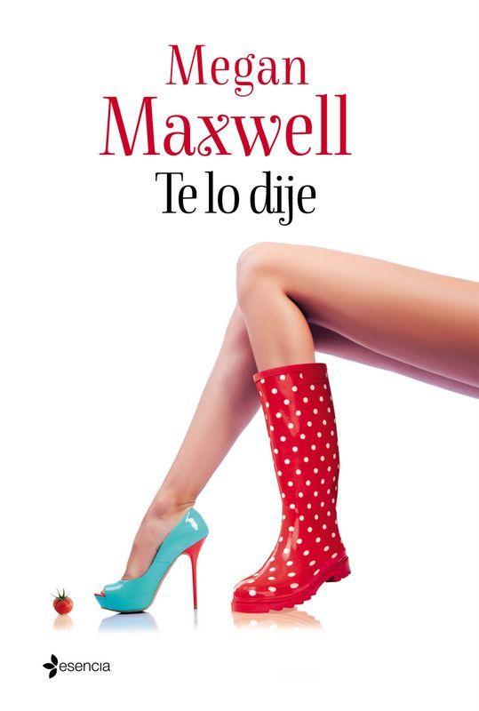 Te lo dije es la primera novela de Megan Maxwell, tal y como dice su página web, que fue publicada por primera vez en 2009 por la editorial Esencia (Planeta). Te lo dije es una novela chick lit en …