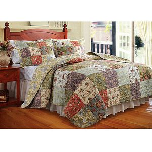 Global Trends Carmel Quilt Set...thinking about this one for our bedroom