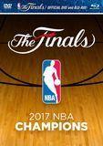 NBA Champions 2017: Golden State Warriors [Blu-ray/DVD] [2 Discs]
