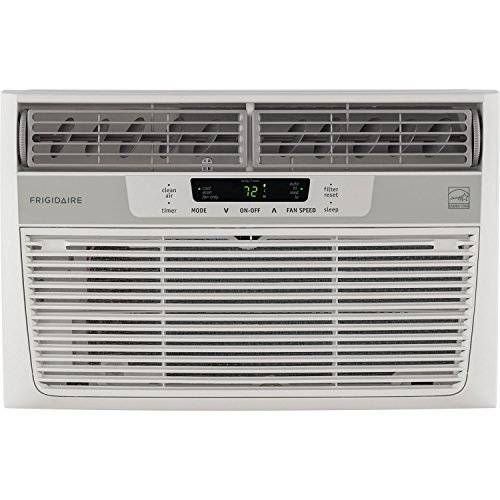 cool Frigidaire FFRE0633S1 6,000 BTU 115V Window-Mounted Mini-Compact Air Conditioner with Full-Function Remote Control
