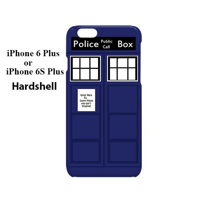 Doctor Who Tardis iPhone 6/6s Plus Case