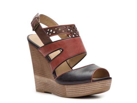 Levity Obima Wedge Sandal