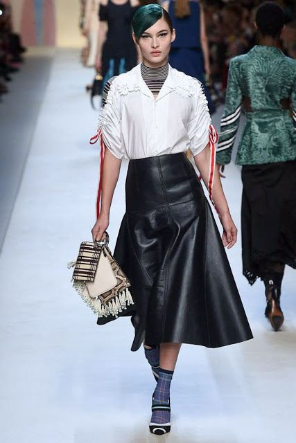 a93031363868 Fendi SS18-Milan Fashion Week day 2